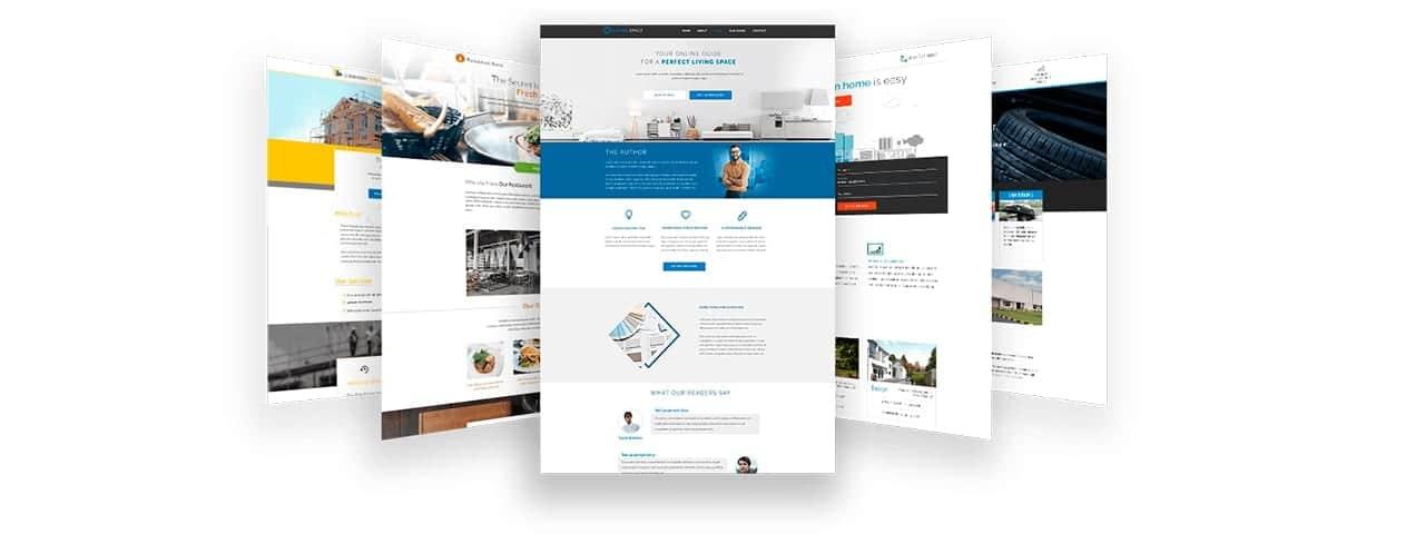 PixoLabo - Basic Business Website Pages