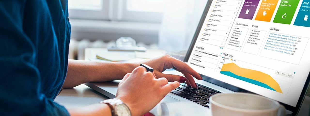 PixoLabo - Building a Small Business Website - CMS